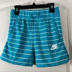 NEW! NIKE Girls Soft Terry Sportswear Shorts